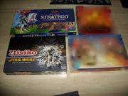 Risiko / Starwars - Stratego