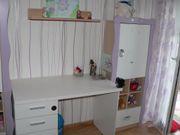 Gut gehaltene Kinderzimmermöbel