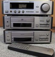 SONY Compact Stereoanlage
