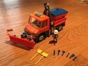 Playmobil Fahrzeug mit