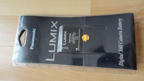 Nagelneuer Panasonic CGA-S005E 1B Li-Ionen-Akku