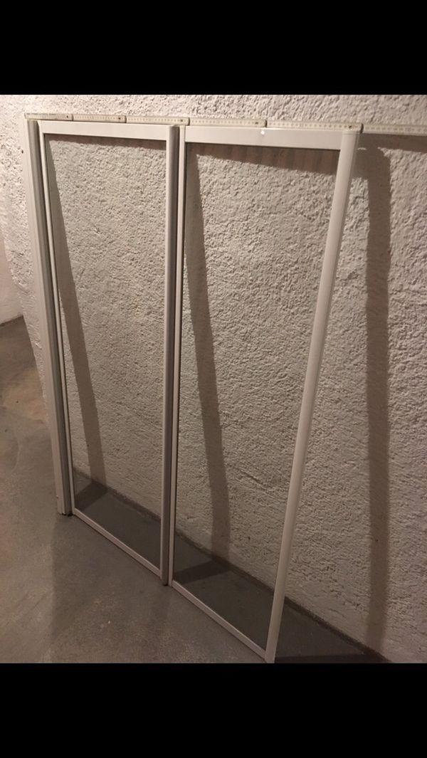 Duschtrennwand Aus Glas Aufsatz Fur Badewanne 102 Cm In Germering