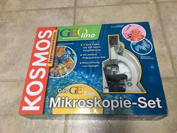 Geolino mikroskopie set in schifferstadt sonstiges