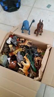 Kiste voller Tiere