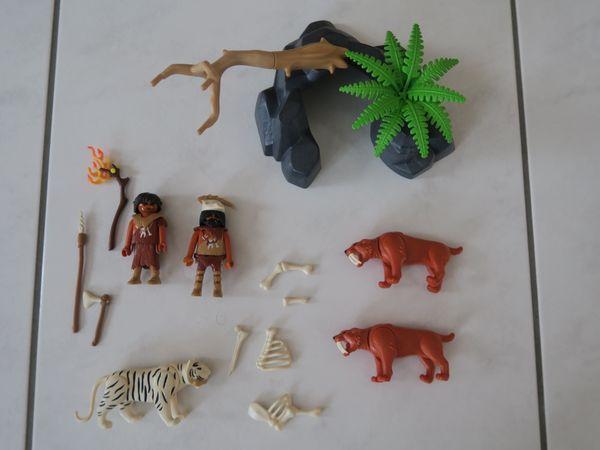 Playmobil-Set Steinzeit