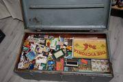 Streichholzschachtel-Sammlung ca 750 Schachtel