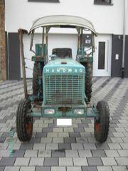 Traktor Hanomag