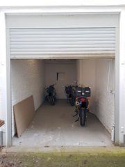 Kleiner Motorrad-Einstellplatz in Sammelgarage Dortmund-Klinikviertel
