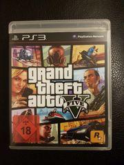 PS3 Spiel GTA 5