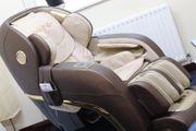 OAXMI ROYAL 4D Luxus Massagestuhl