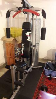 Fitnessturm Hammer