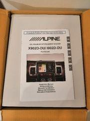 Alpine X902D-DU XXL Premium Navigation