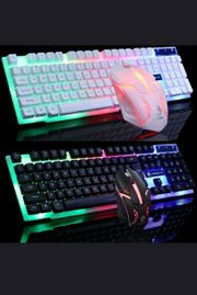 Keyboard Glowing RGB