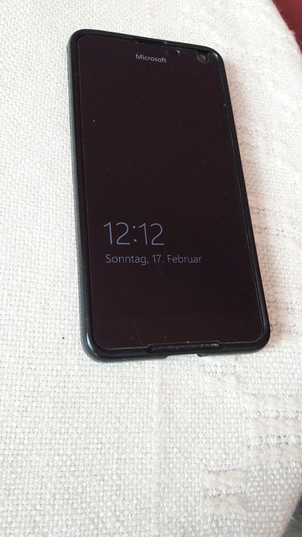 WP Lumia 650
