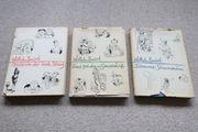 Verkaufe 3 Bücher Wilhelm Busch