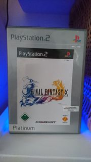 Playstation 2 Final Fantasy X