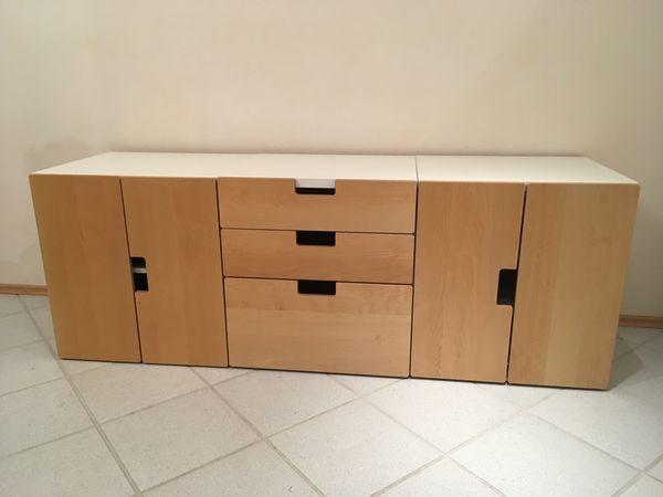 Credenza Ikea Serie Leksvik : Ikea kommode kaufen gebraucht dhd