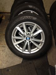 BMW X5 Winterräder 255-55 R