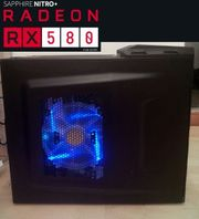PC RX-580 Intel 6Core Gaming