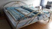 Schlafzimmerbett 2 x