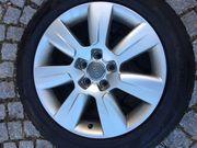 Alufelgen Winterreifen Audi