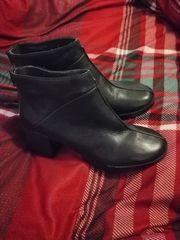 Camper Stiefelette Schuhe 38 schwarz
