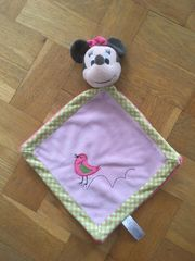 Minnie Mouse Schmusetuch,