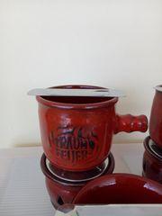 Feuerzangenbowle set mini 4 pers
