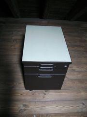 Schreibtischcontainer Bürocontainer Rollcontainer