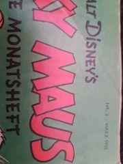 Micky Maus Heft von März