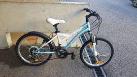 Kinder fahrrad 20 zoll gebraucht kaufen  Hohenems