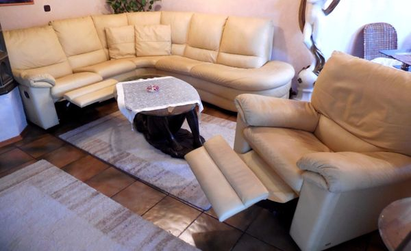 Designer Natuzzi Couch » Polster, Sessel, Couch