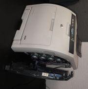Farblaserdrucker HP Color LaserJet 3600n -