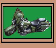 Kawasaki VN900 Vintage Style Custombike