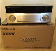 Yamaha CX-A 5000 - AV Heimkino Vorstufe