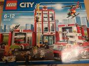 Lego Feuerwehrstation neu und originalverpackt