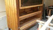 Meerschweinchen Stall Holz