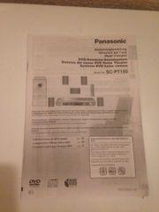 Panasonic SC-PT 150