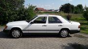 Mercedes W124 200D Oldtimer Rostfrei