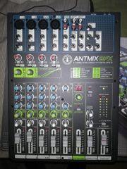 ANTMIX 8FX Studiomischpult