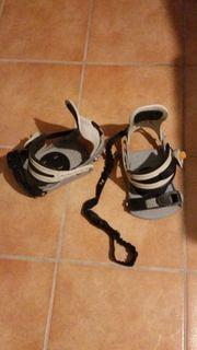 Snowboard Schnallen-Bindung mit Sicherheitsschlaufe