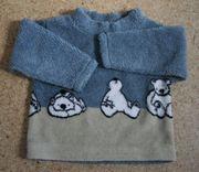 Mollig warmer Pullover Gr 98
