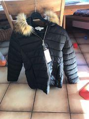 Neue Winterjacke Gr